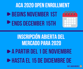 Aca 2020 Open Enrollment